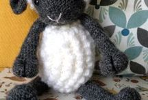 Créations en crochet / Amigurumis, doudous, tout un monde en crochet...