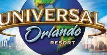 Universal Studios Orlando / Universal Studios Orlando in Florida, USA