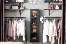 Closet DIYs & buys