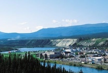Welcome to Whitehorse..Capital City of the Yukon
