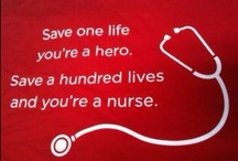 Inspiration for Nurses / A little inspiration can go a long way.
