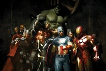 Avengers / les plus belles illustrations de supers héros