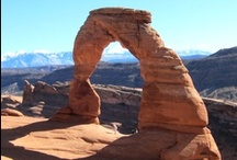 Arches National Park / Fun places to go in Arches National Park with kids / by Travel for Kids
