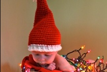 Christmas Baby / who says you can't decorate a baby for Christmas! / by Makin' It Mama