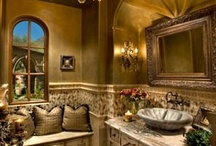 Bathroom Beauty 2 / by Alby Furlong