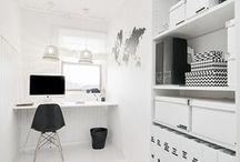 Wonen - werk kamers - hobby ruimte
