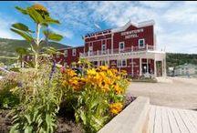 Downtown Hotel Dawson City, Yukon