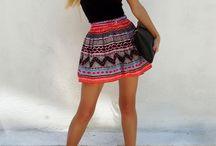Skirts I'd love to make!