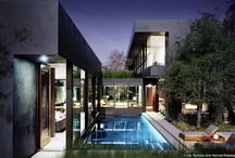 Homes of Distinction / From great international Architects both  past and present