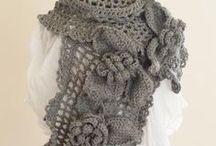 DIY - Haken sjaals en slingers