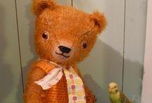 I love Teddy Bears