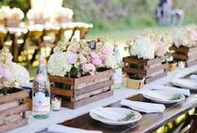 Must Have Centerpieces!!! / Creative ideas for event centerpieces that will make your guests say WOW!