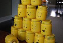 Motto Lego Party Kindergeburtstag / Ideen für eine Mottoparty bzw. einen Kindergeburtstag zum Thema Lego - Lego Birthday Party