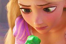 Motto Rapunzel Tangled Kindergeburtstag / Ideen für eine Mottoparty bzw. einen Kindergeburtstag mit dem Motto Rapunzel - Rapunzel Birthday Party ideas