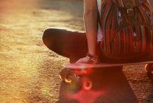 boarding / surf, skate & longboarding