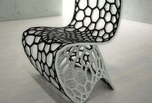 3D Printed Furniture / Pictures of 3D Printed Furniture