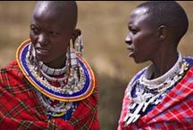 Tribal cultures / Traditional tribes around the world