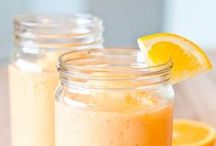 Smoothies / Mmm...sometimes you can't beat a fresh smoothie! A board of smoothie recipes that you and the kids will love!