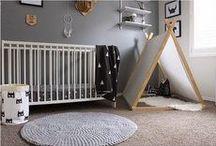 Boys Bedroom Ideas / Elegant and Fun Bedroom Ideas the Little Man Will Love!