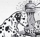 Dalmatian Stuff! / Fun facts, figures, and other cool things about Dalmatians along with some cute Dalmatian-related DIYs and discoveries.