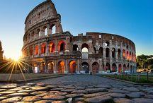 Rome, Italy / October, 2012