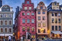 Stockholm, Sweden / May, 2012