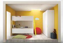 Nidi Kids Furniture-Battistella / Kids Bedroom Furniture