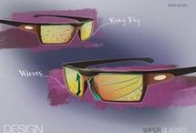 WIPPER GLASSES, Oakley Design Competition / From your car to your glasses