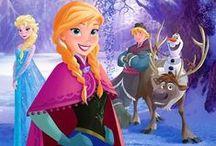 Ψυχρά κι Ανάποδα / Frozen
