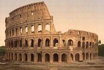 Ancient Roman Architecture / 고대 로마 건축물