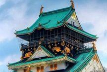 Japanese Architecture / 일본 전통 건축물