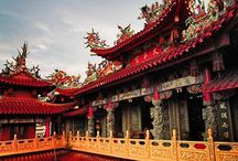 Chinese Architecture / 중국 전통 건축물