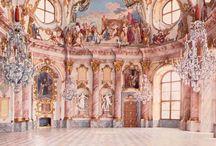 Rococo Architecture / 로코코 건축물