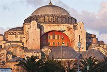 Byzantine Architecture / 비잔틴 건축물
