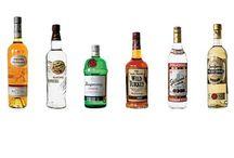 Spirits / Brandy, rum, cocktails, etc.