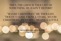 Christmas Quotes / Christmas Quotes