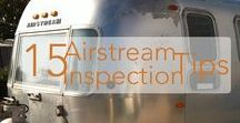 Airstream Renovation / Airstream Argosy renovations from A Riveting Life a blog by Matt & Krista Fornear of Fornear Photo, wedding photographers that travel the Midwest and beyond!