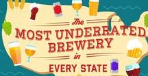 Craft Beer / Craft Beer from A Riveting Life a blog by Matt & Krista Fornear of Fornear Photo, wedding photographers that travel the Midwest and beyond as well as others across the web!