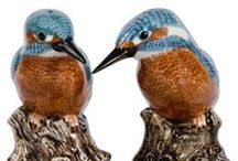Bird Salt and Pepper Shakers / Our favourite bird salt and pepper shakers.