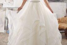 1. Wedding dress.