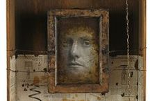 Assemblages - Mixed Media