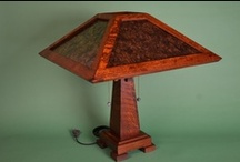 Holland Mission Style Lamp by Ragsdale Home Furnishings / Holland Mission Style Lamp by Ragsdale Home Furnishings