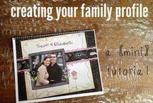 Adoption Profiles / Ideas and suggestions on creating adoption profile books.