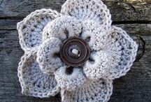 Crochet and knitting - inspirations
