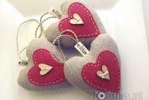 Hearts ... / happy , love, memory....