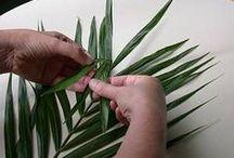 Leaf Manipulation / Manipulating foliage can add creative pow to designs.
