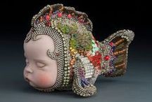 Sculptures de perles