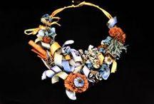 Du bois et des perles / Bijoux créés à partie de pièce en bois et de perles