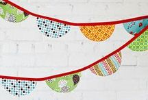 Hip Hangups / It's time to give your decor a lift with cheery projects that drape, dangle, swag, and hang. Find more projects at makeityourselfmagazine.com!