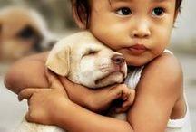 Koiria ja ihmisiä / by Iina Marouani